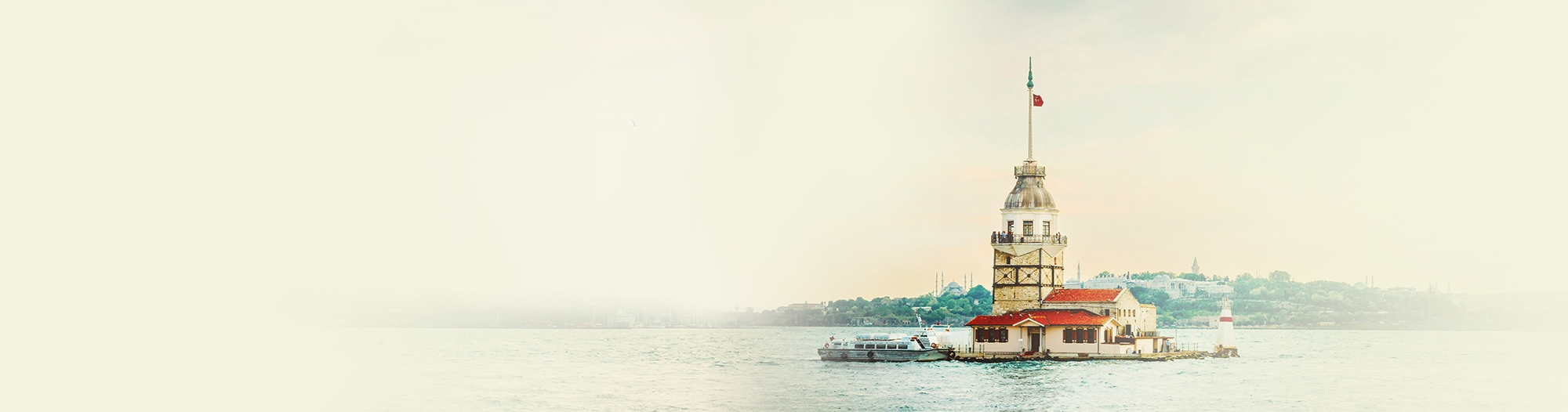 THE BEST ROUTE TO ISTANBUL
