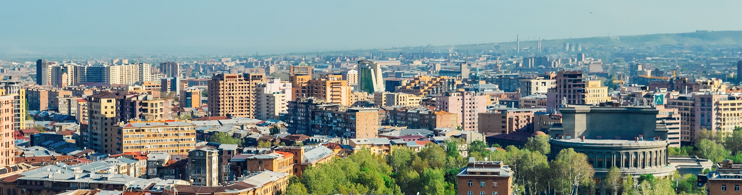 New Destination in Armenia : Yerevan