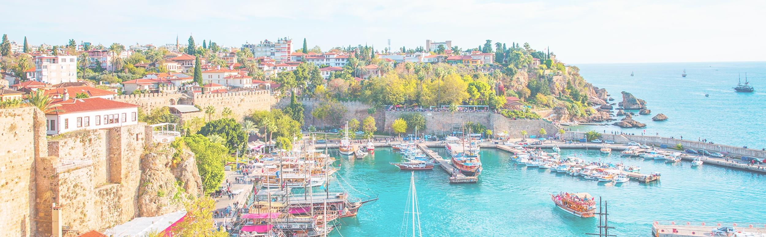 Tel Aviv - Antalya