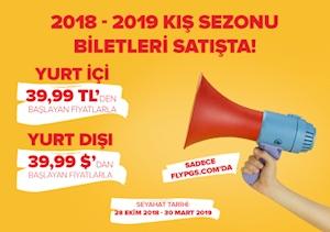 2018 2019 Sonbahar Kış Sezonu Açıldı