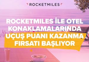 Pegasus Plus & Rocketmiles İş Birliği