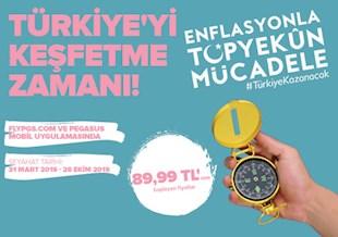 Türkiye'yi Keşfetme Zamanı!