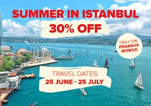 30% Off To Turkey This Summer