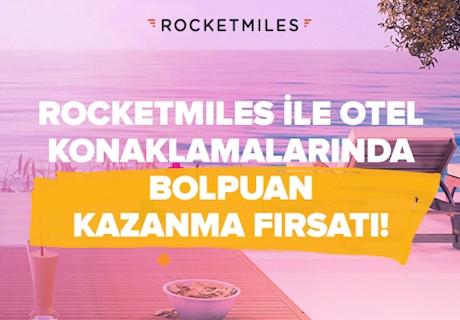 Pegasus BolBol & Rocketmiles İş Birliği