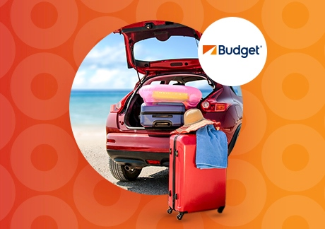 Earn 1 000 Bolpoints With Budget Car Rentals Campaign Details
