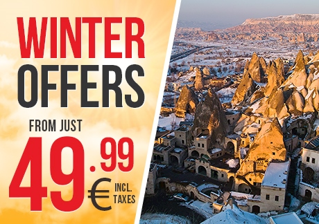 Winter Offers from Just 49.99 EUR