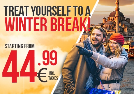 Treat Yourself with a Winter Break