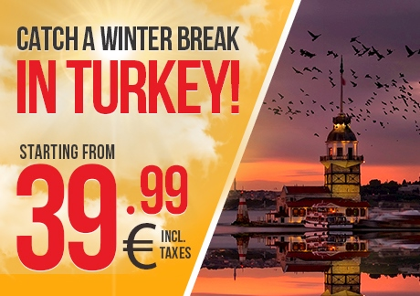 Catch a Winter Break in Turkey