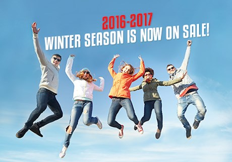 2016 – 2017 Winter Season Opening