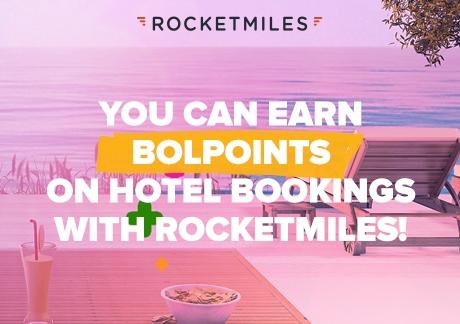 Pegasus BolBol & Rocketmiles Partnership