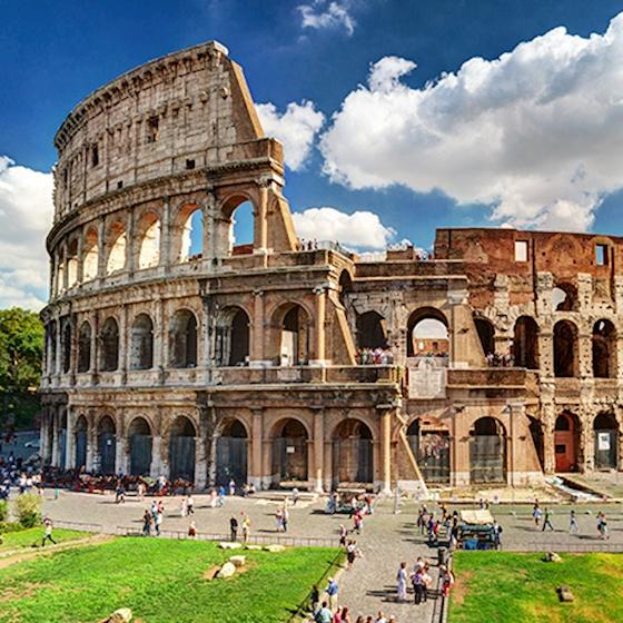 Rome Flight Tickets