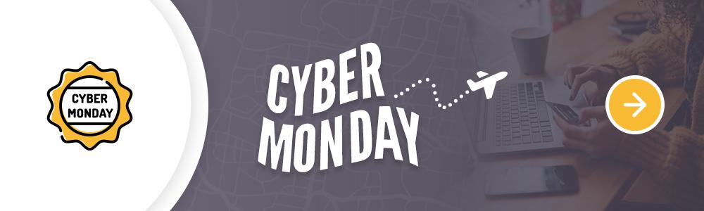 cyber Monday flight deals