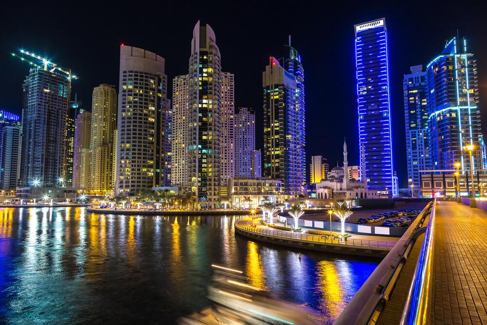 night life in UAE