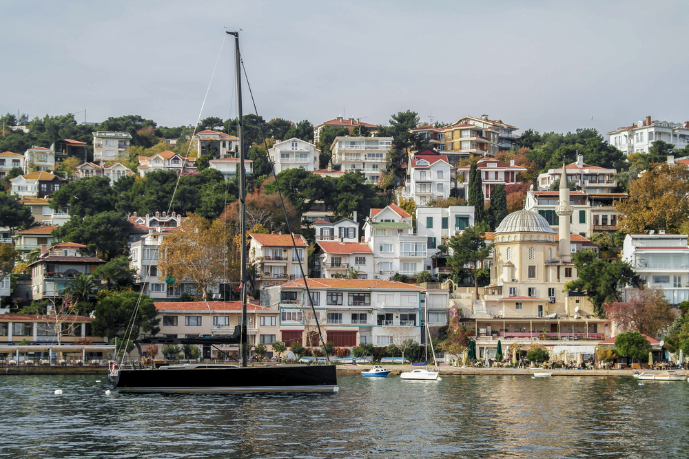 Istanbul islands