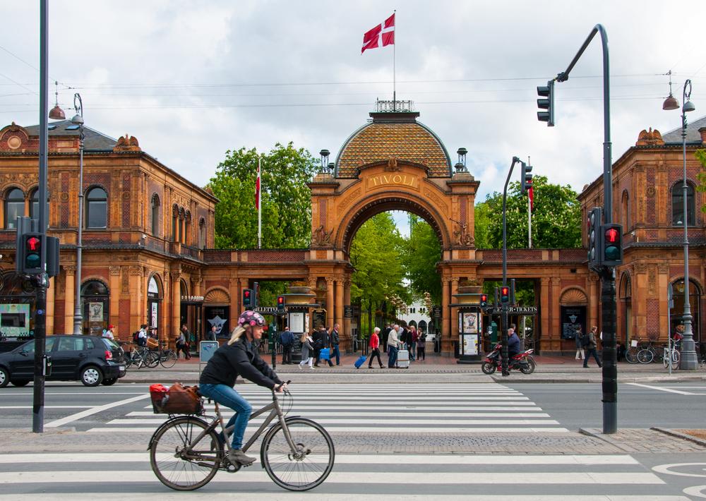 Danimarka ulaşım
