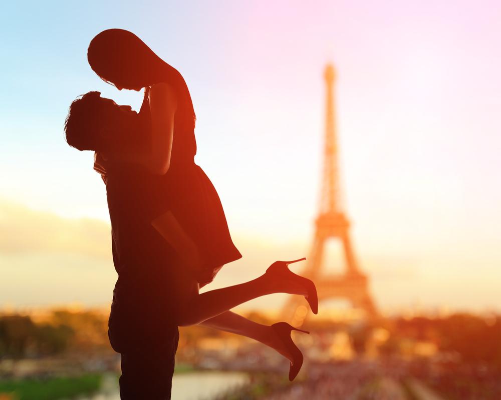 Paris'te Sevgililer Günü