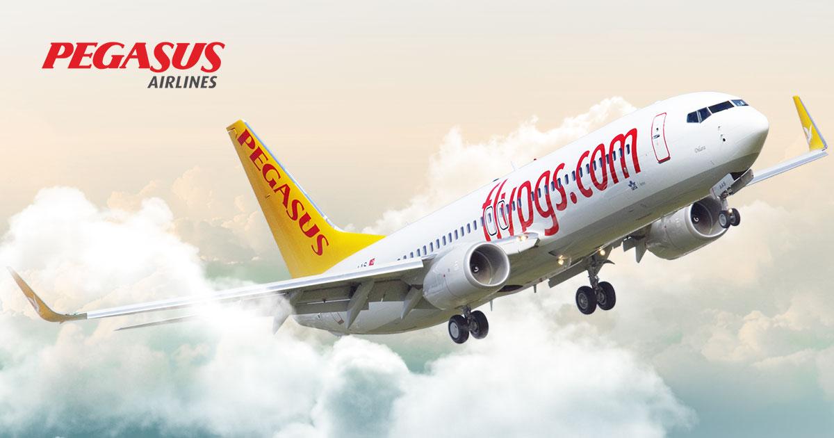 low-cost airline Pegasus