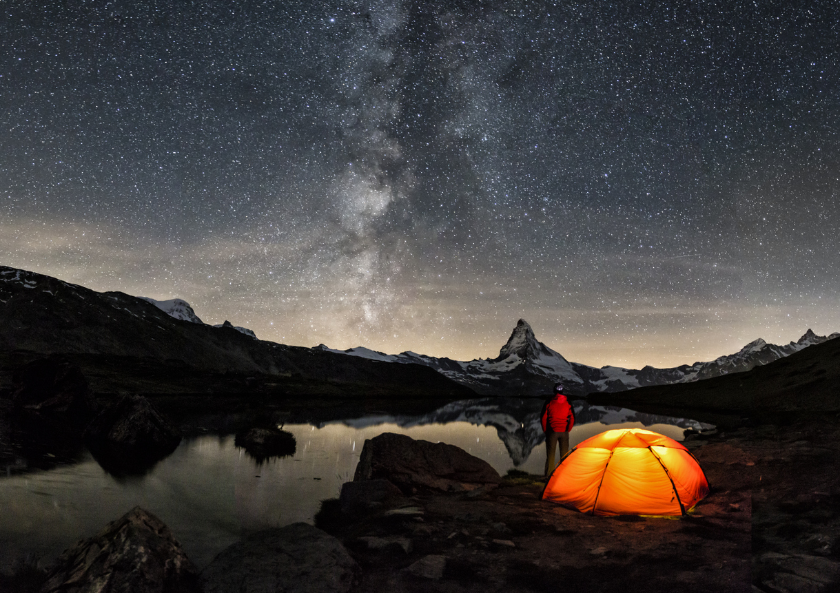 when is the best time for camping