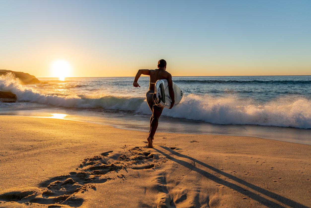sörf için gerekli malzemeler