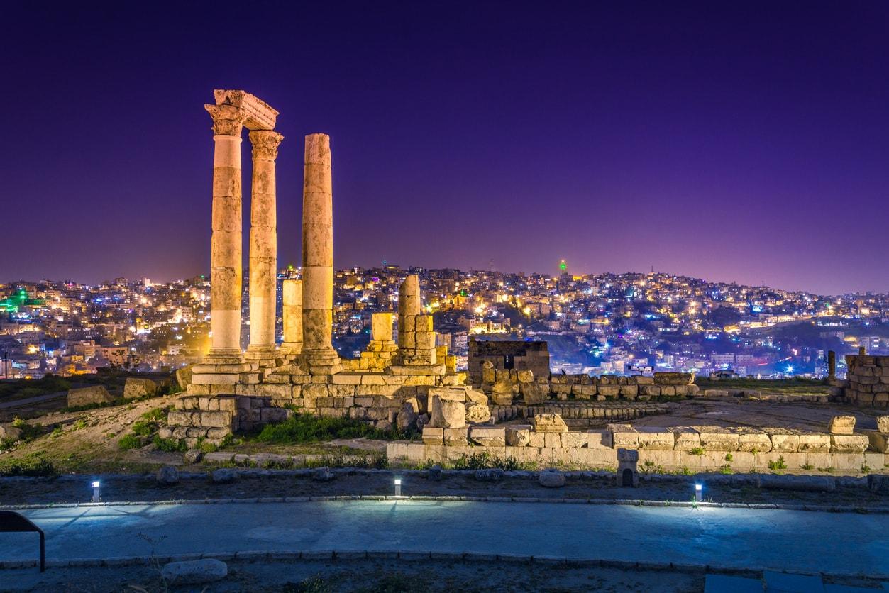 Ürdün Amman Gezi Rehberi