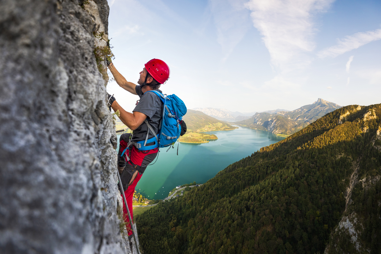 what is mountaineering