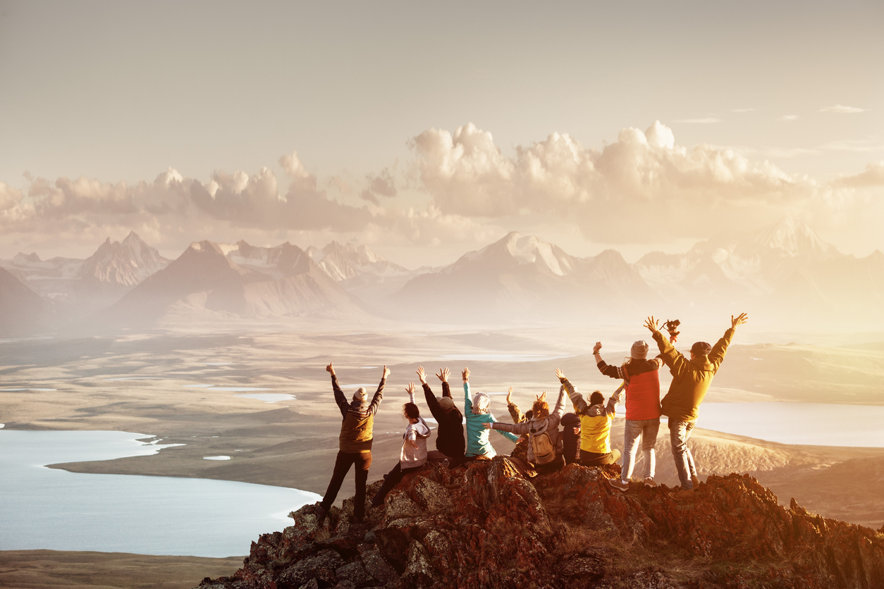where to do mountaineering