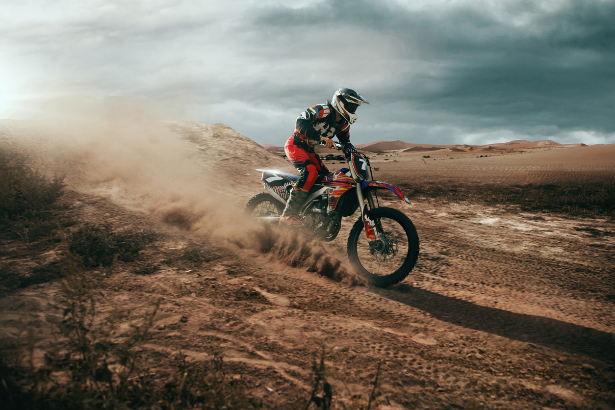 when is the best time for motocross