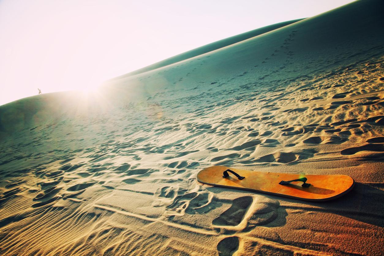 sand surfing malzemeleri