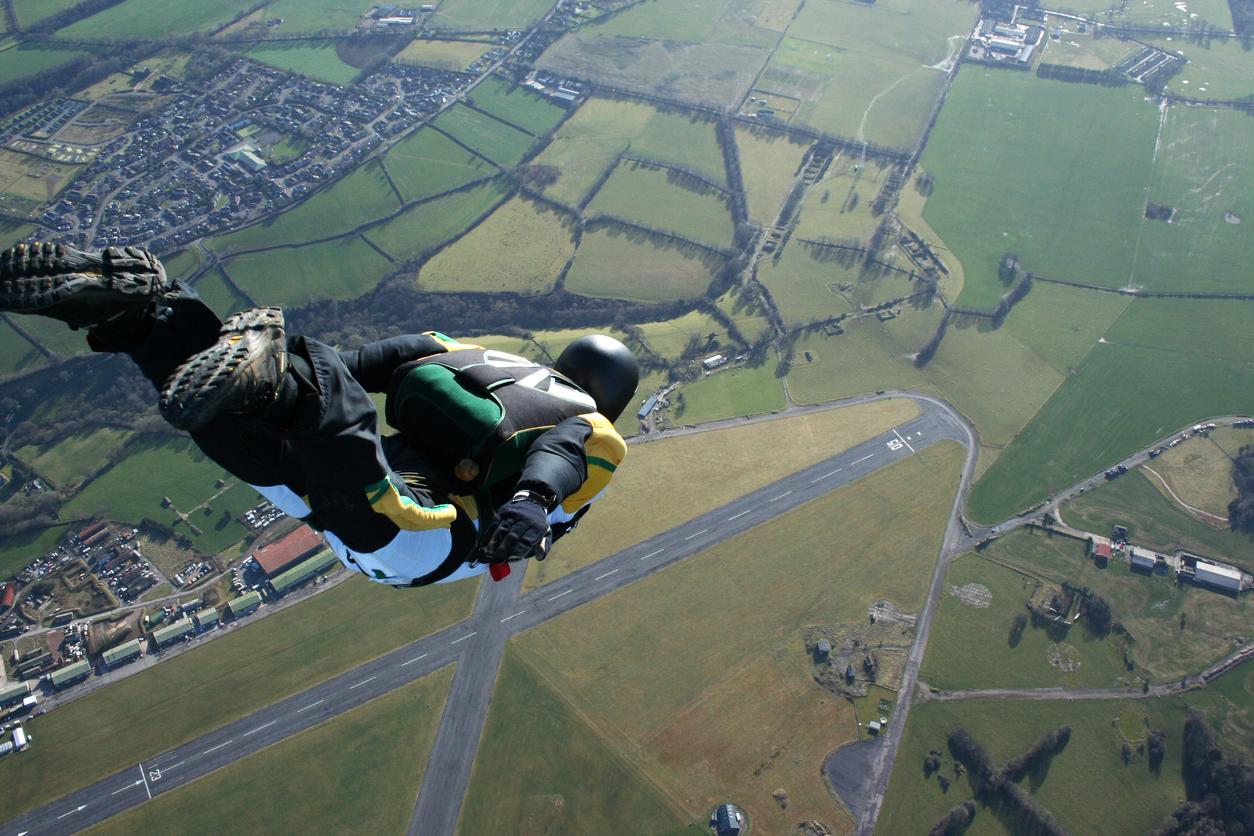 skydiving equipment list