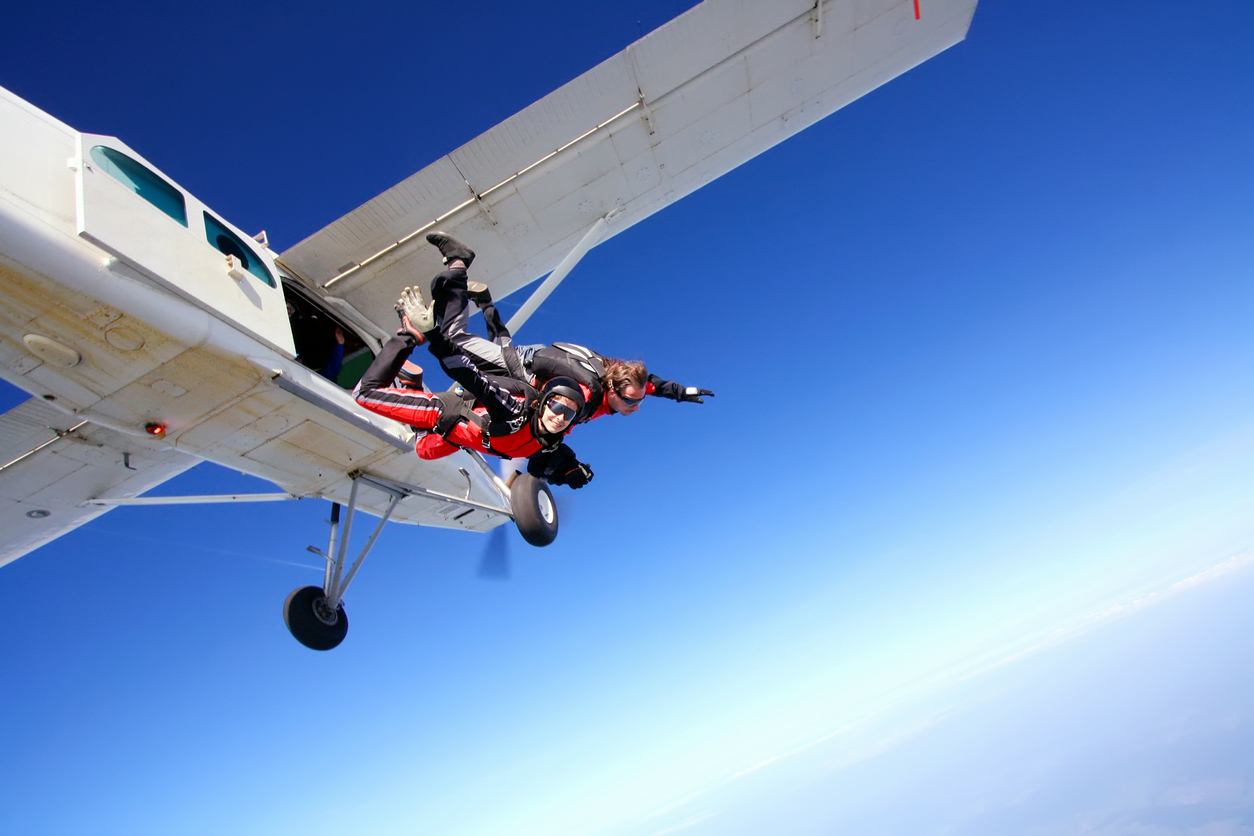 How to do Skydive