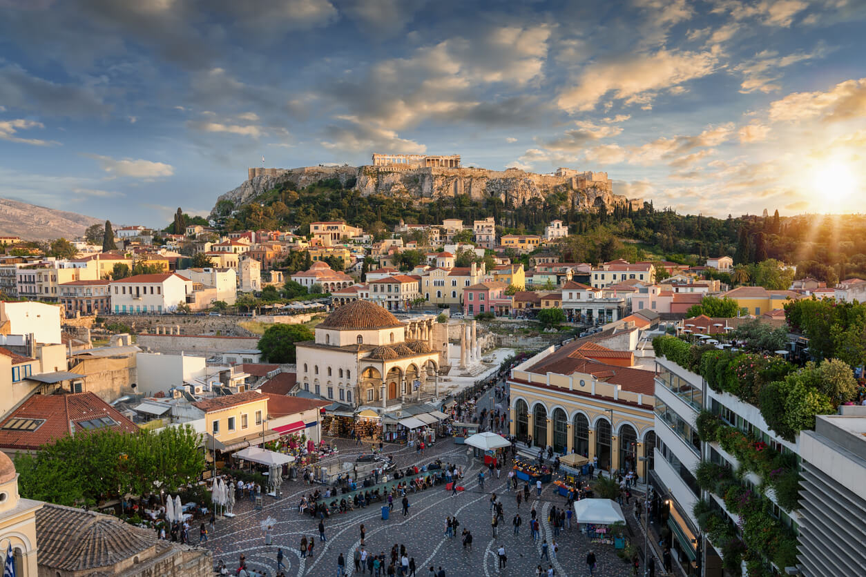 single's Day in Athens