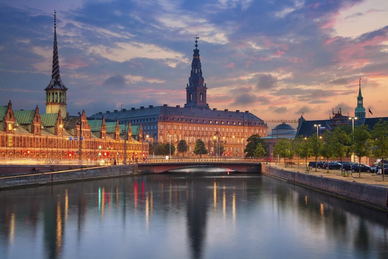 Hallowen in Copenhagen