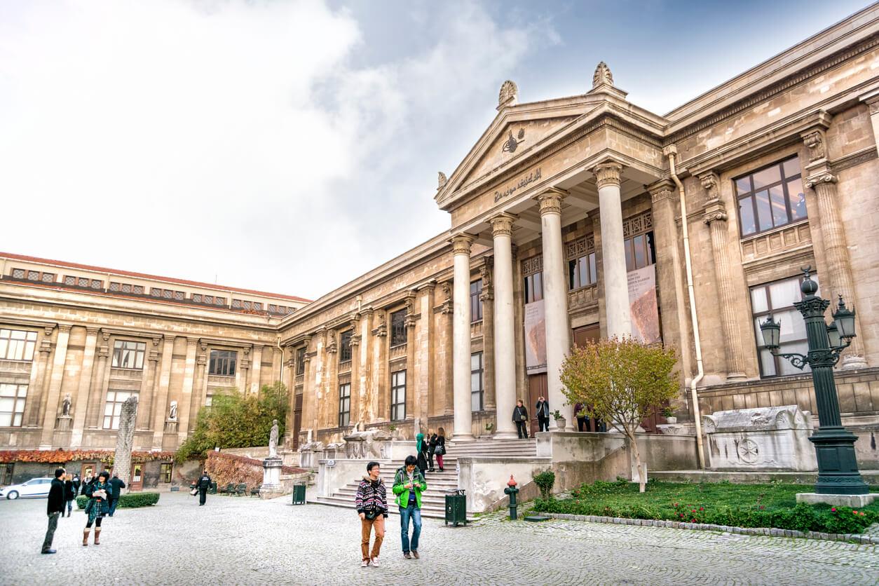 Arkeoloji Müzesi İstanbul