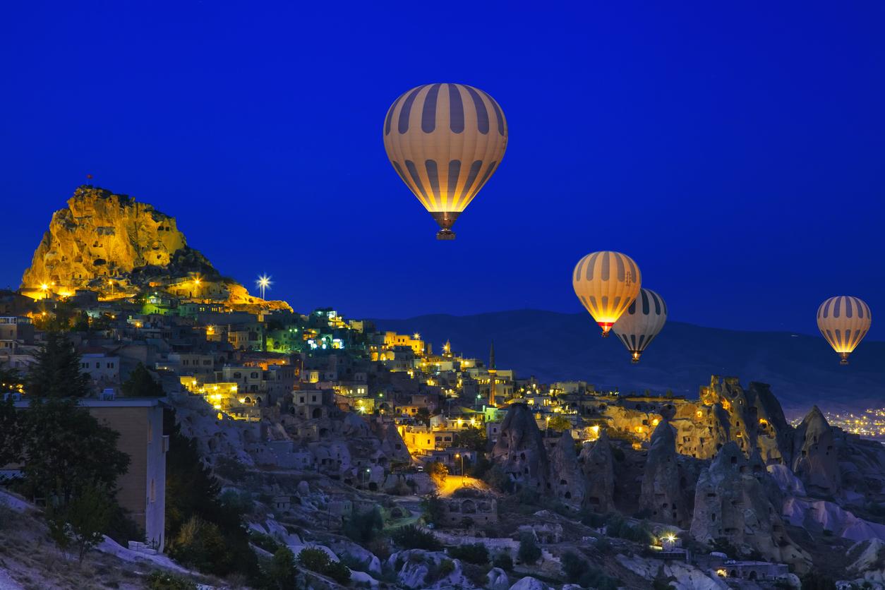 Valentine's Day in Cappadocia