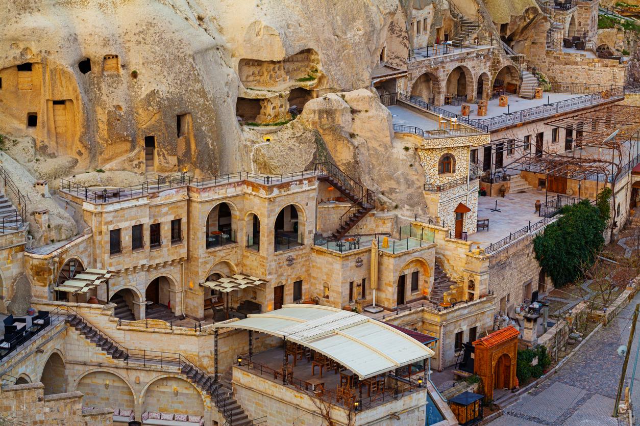 Turkey boutique hotels