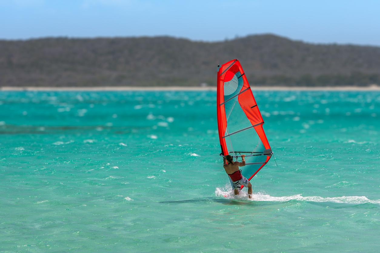Fethiye rüzgar sörfü