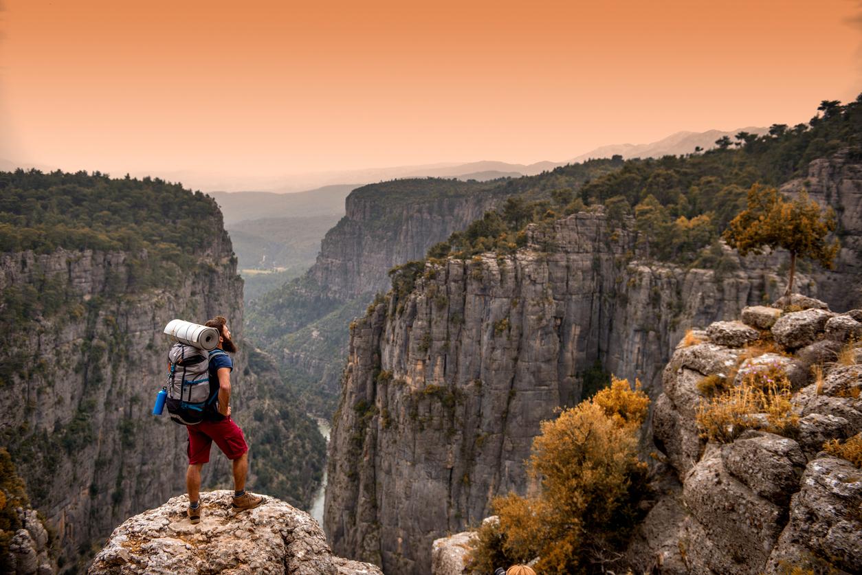 canyoning Antalya