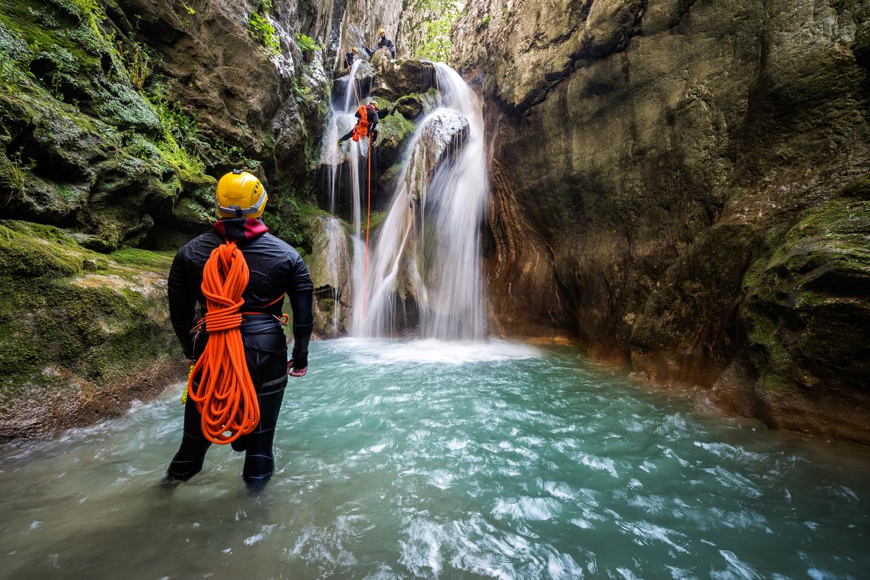 canyoning malzemeleri