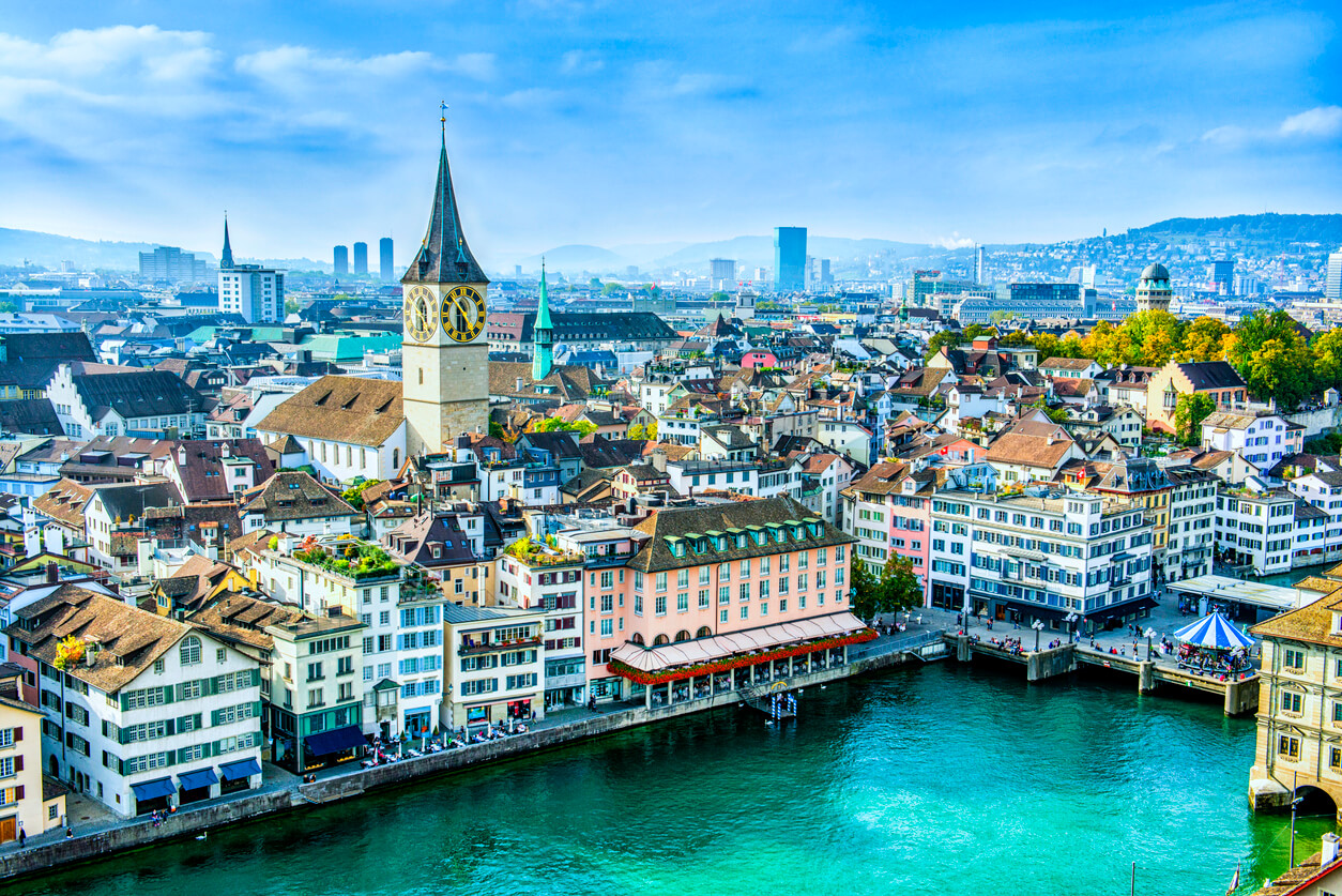 places to visit Zurich