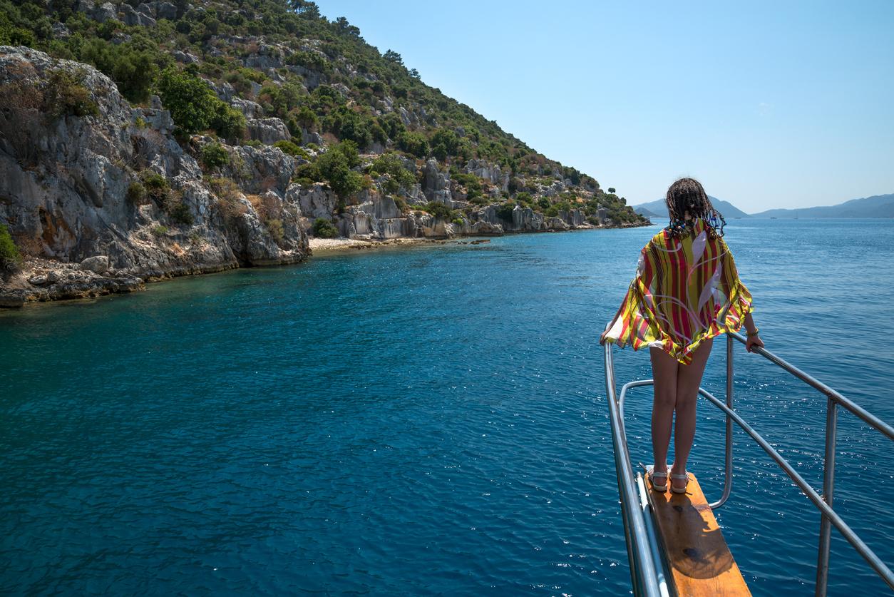 blue voyage Turkey