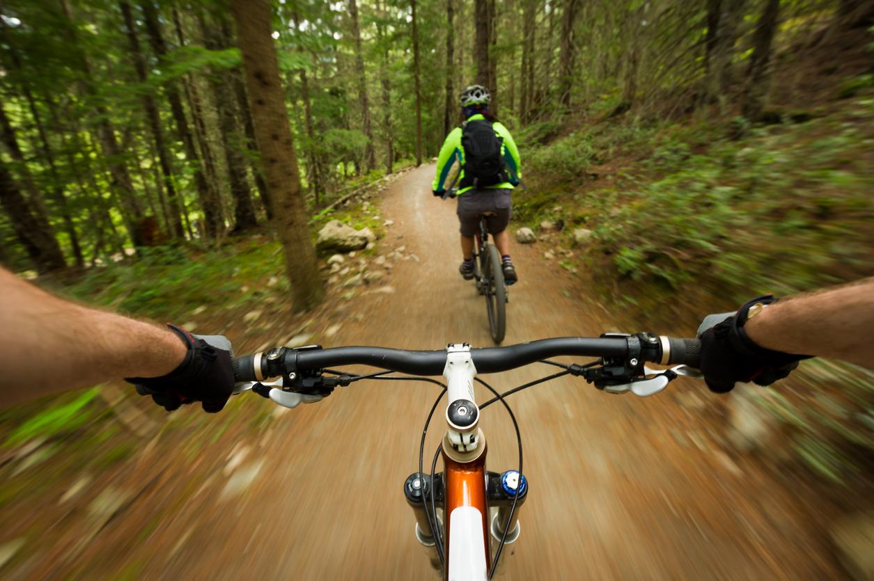 how to do mountain biking