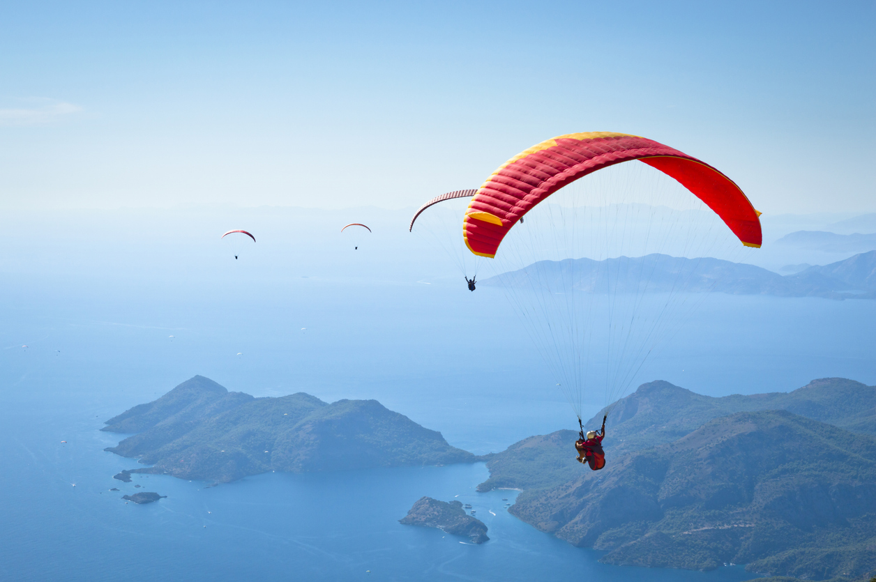 what is paragliding