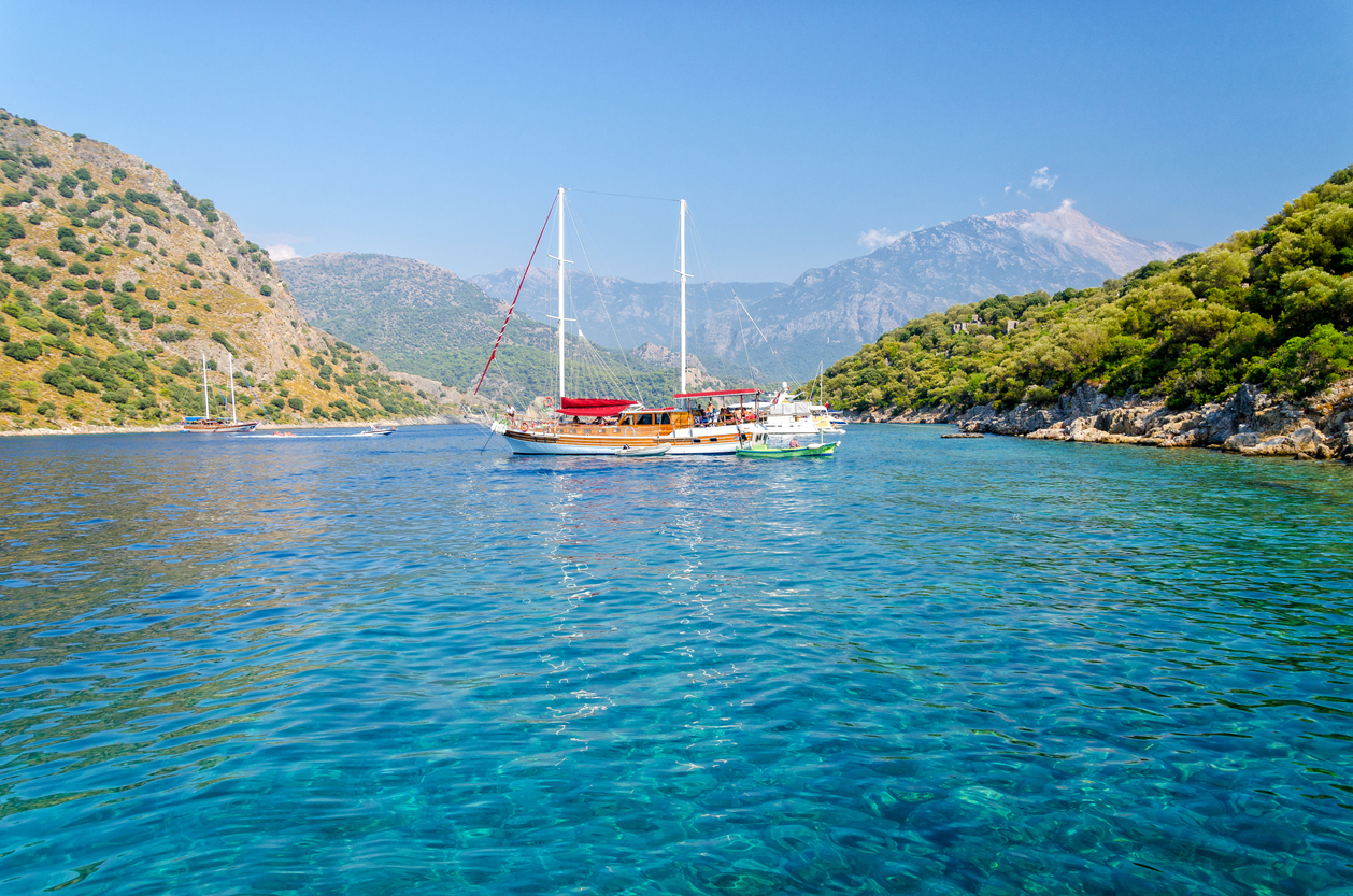 Boat Tours in Fethiye