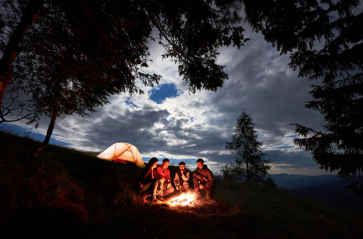 camping equipment list