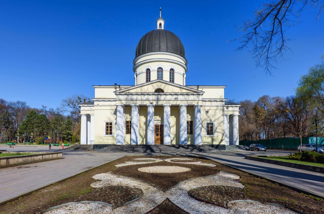 Kişinev Nativity Katedrali