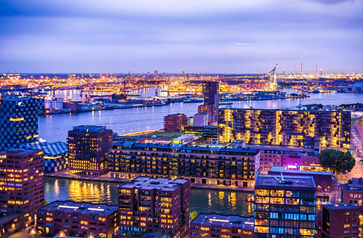 Hallowen in Rotterdam