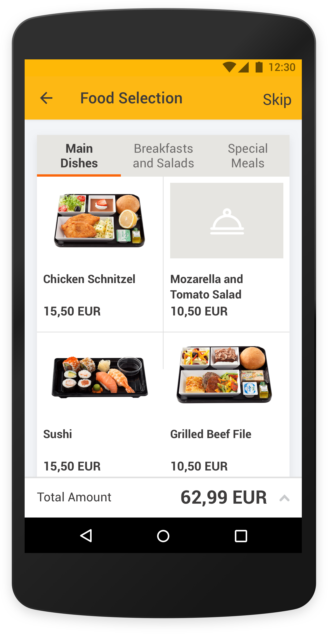 pegasus airlines mobile app