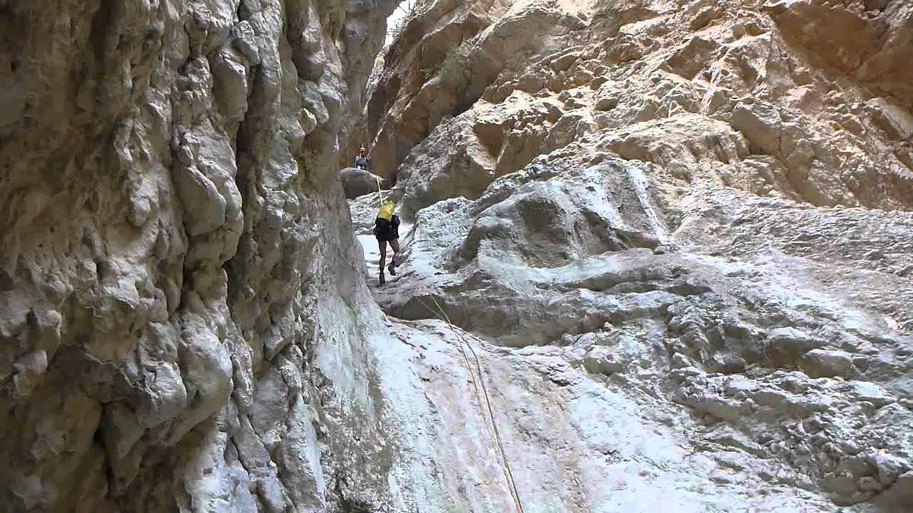 Canyoning - Kaputaş Antalya