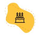Sconti speciali per il compleanno