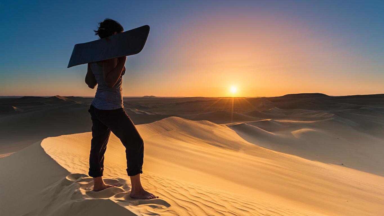 sandboarding nerede yapılır